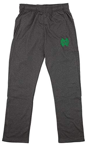 (Outerstuff NCAA Men's Helix Track Pant, Notre Dame Fighting Irish Medium)