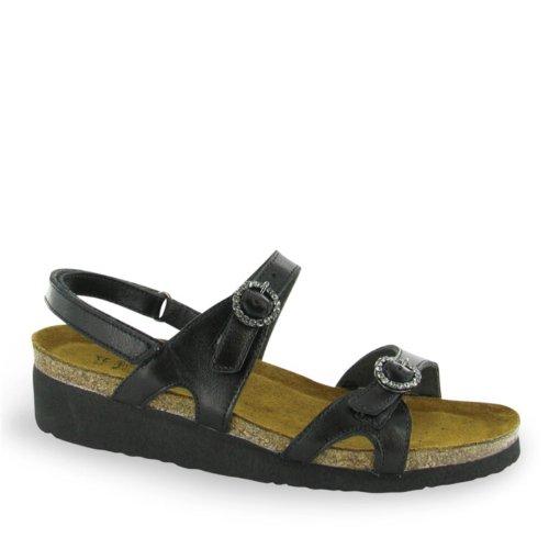 Sandals Naot Naot Black Kelly Leather Kelly 1gZBfgT