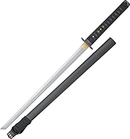 Amazon.com : CAS Hanwei PC2268 Practical Shinobi Ninja Sword ...