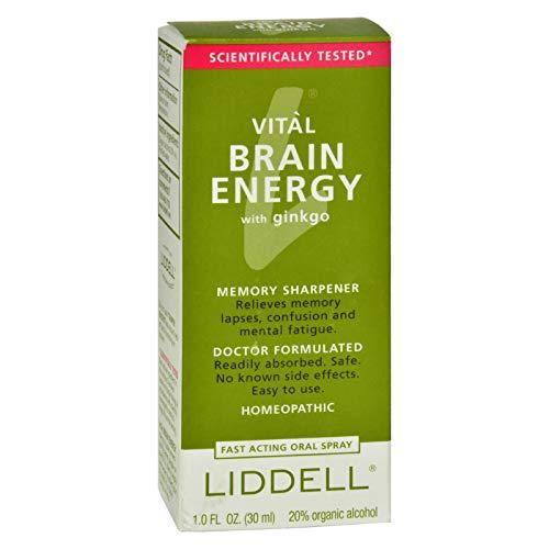 - Liddell Vital Brain Energy