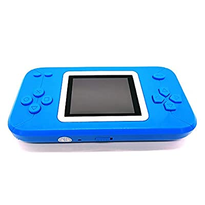 DREAMHAX 246 Retro Games Pocket Pad Hand-held Classic Game Console with Color Screen and Cute Candy Color Case for Children Kids Boy Girl: Toys & Games