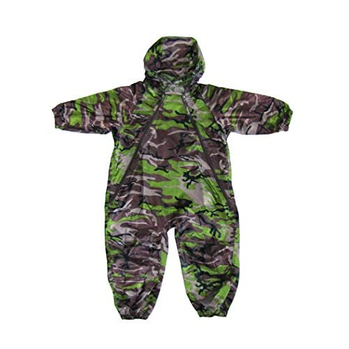 Tuffo Unisex Baby Muddy Buddy Waterproof Coverall 2T Pink