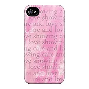 Cynthaskey SYMdFXP5653GuZTq Case Cover Skin For Iphone 4/4s (showing Love)