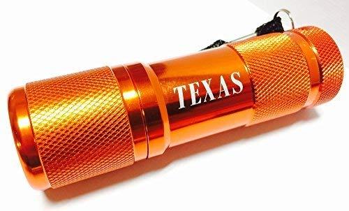 Texas LED Flashlight, Ultra Bright