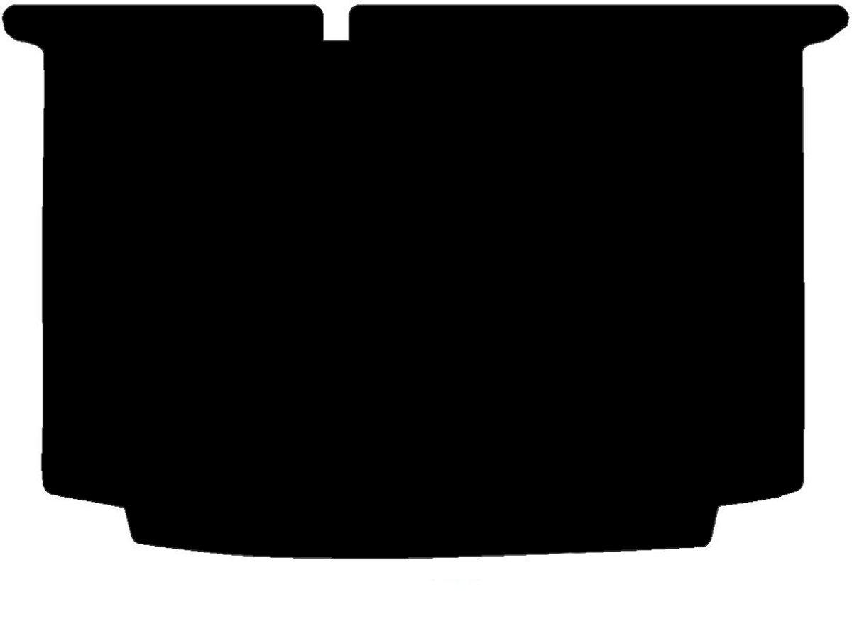 Sakura - Alfombrilla de goma para maletero de Polo (modelos a partir de 2009) WW1522