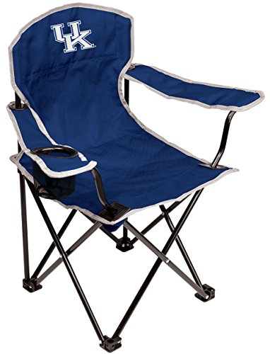 Collapsible Wildcats (NCAA Kentucky Wildcats Youth Folding Chair, Blue)