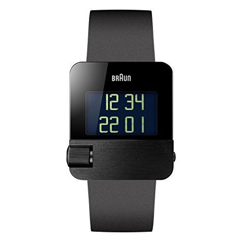 braun digital watch - 5