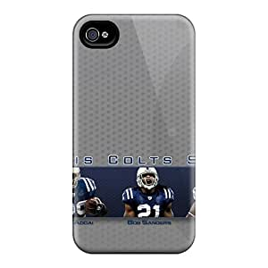 Tpu JenmoraBonken Shockproof Scratcheproof Indianapolis Colts Hard Cases Covers For Iphone 6