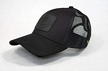 Ridgemonkey Trucker Style Baseball Cap - BLACK Fishing hat by Ridge Monkey 22b87baacaa