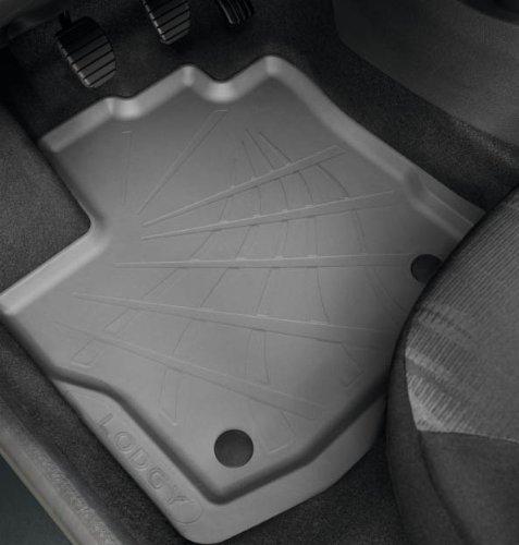 Original Gummimatten Novestra fü r Lodgy 5- Sitzer Dacia
