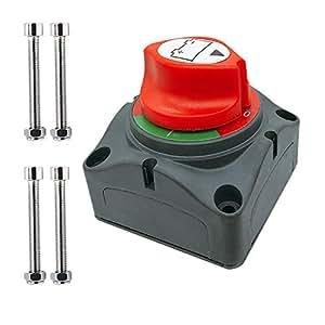 ampper battery switch 12 48v battery power. Black Bedroom Furniture Sets. Home Design Ideas