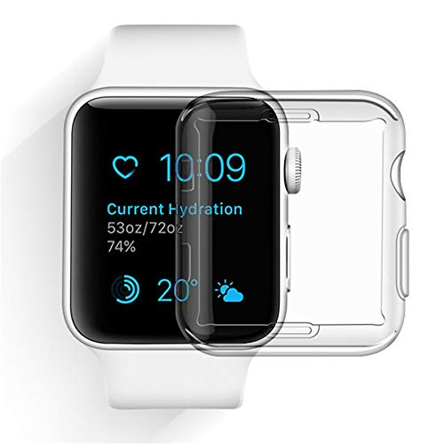 BATOP Apple Watch Screen Protector || TPU Soft case for Apple Watch Series 2 3