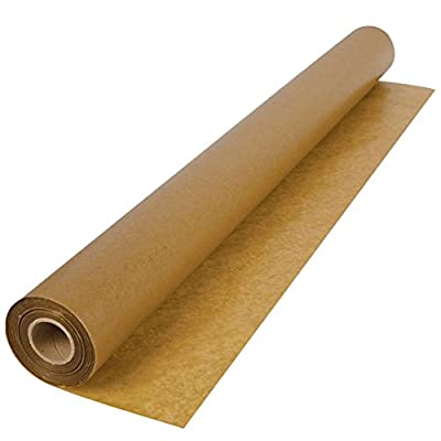 "OnGuard Kraft Builders Paper OGBP408 Protection Film, 35"" x 140', Brown"
