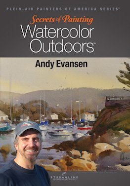 (Andy Evansen: Secrets of Painting Watercolor Outdoors - An Instructional DVD For Artists [DVD])