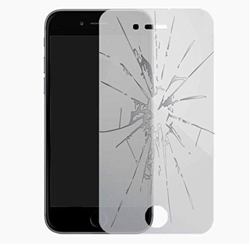 Für Apple iPhone 4 4s Glasfolie Panzerfolie 9H Screen Protector Hartglas Folie Schutzfolie für das Display Panzerglas Schutz