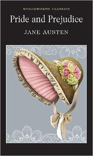 Pride and Prejudice by Jane Austen.