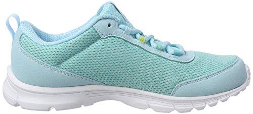 Flash Silver Blue Flash Women's Rosh Foncã Reebok Cn1434 White Shadow Noir Solid Gris Blue Running Lagoon Electric Shoes Teal RFZF8Tz