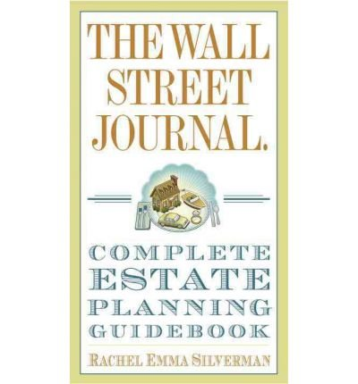 The Wall Street Journal Complete Estate-Planning Guidebook pdf