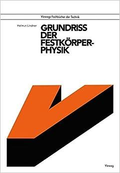 Book Grundriß der Festkörperphysik