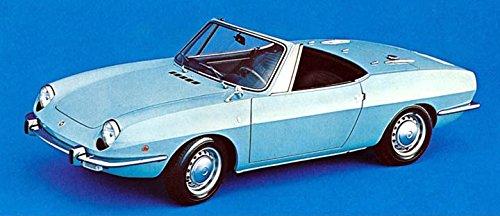 Spider Fiat 850 (1969 Fiat 850 Sport Spider Factory Photo)