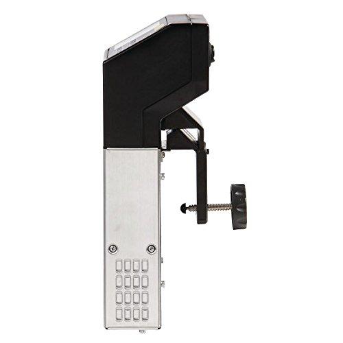 Buffalo sottovuoto portatile 1500/W 320/x 145/x 130/MM commerciale alimenti fornello