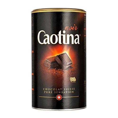 - Caotina Fine Swiss Dark Chocolate Multivitamin Powder Drink - Made in Switzerland