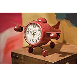 Smithsonian Flight Table Clock