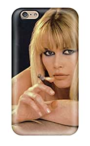 Iphone 6 Case Cover Skin : Premium High Quality Claudia Schiffer Case(3D PC Soft Case)