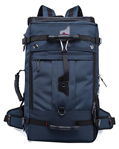 Picture of a Juilletru Blue Outdoor Tactical BackpackSports 643858995144