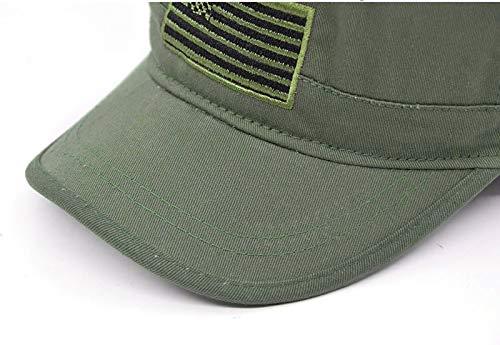Uphily American Flag Hats