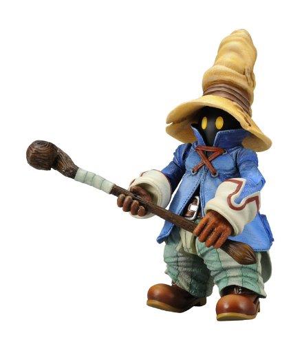 Final Fantasy IX Play Arts Vivi Ornitier (PVC Figure)