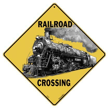 CROSSWALKS Railroad Crossing 12