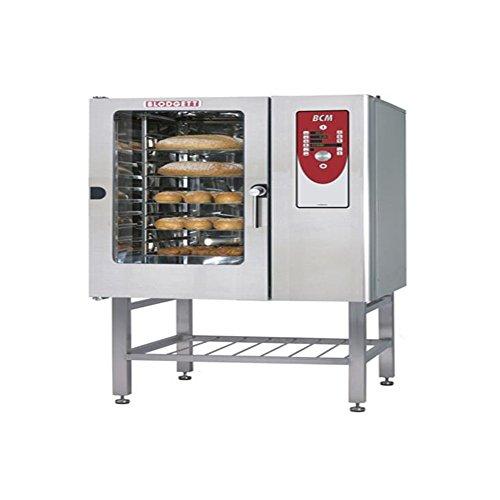 Blodgett BCM-61E-PT Single Electric Pass-Through Combination Oven Steamer