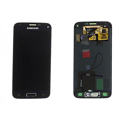 Samsung - Ecran LCD + Tactile Assemblé Samsung Galaxy S5 Mini SM-G800 Noir - 0583215029160