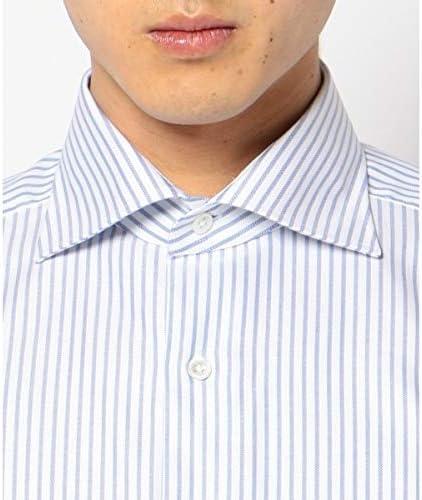 (enter G) 【日本製】【イージーケア】ロンストオックスシャツ