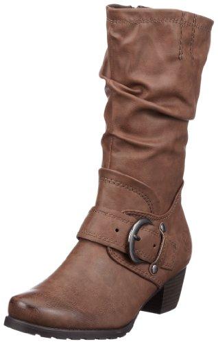 2 Marron Femme Boots 25345 29 Marco Tozzi 2 340 0PY5wcBq