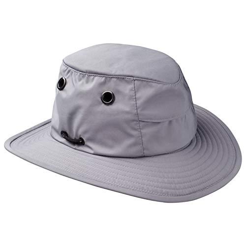 (Tilley TTCH1 Tec-Cool Hat Grey 73/4)