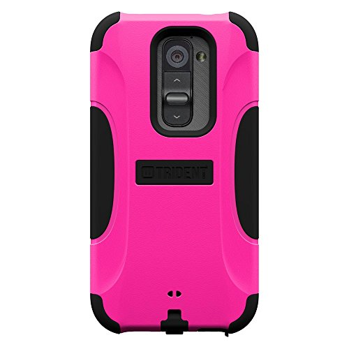 Trident Case Aegis Series for LG Optimus G2 - Retail Packaging - Pink