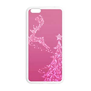 Christmas pink decoration Phone Case for Iphone 6