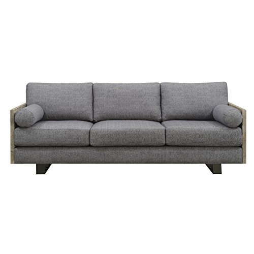 559 Sofa - Artum Hill UP8-559 Kensington Sofa, Slate Gray