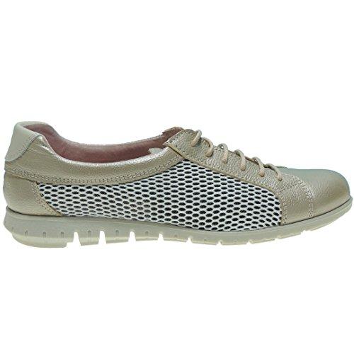 4358c8e3 Envio gratis TEKILA. Sneakers Llana Rejilla Piso Goma Latex para ...