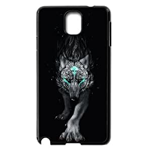 The Wolf Hard Skin Pattern Back Phone Case Potector for Samsung Galaxy Case Note 2 TSL331648