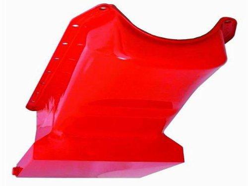 (Racing Power Company R9726 Orange Drag Race Oil Pan for Small Block)