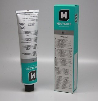 Dow Corning 111 O-Ring Silicone Lubricant (5.3 oz. Tube) Food Grade Silicone Grease