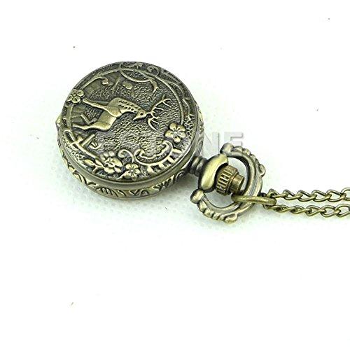 Pocket Watches Bronze Tone - 3