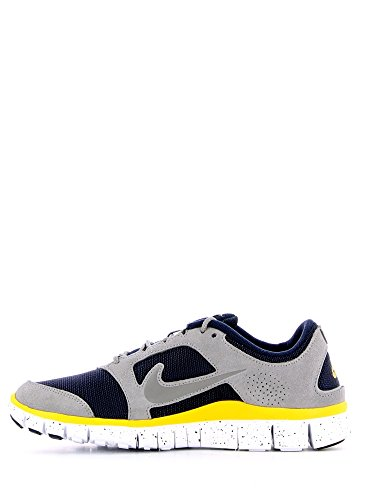 Nike Free Run+ 3 EXT Men's Running Shoes, Grey/Obsidian