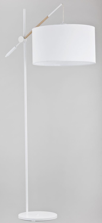 Moderna - Lámpara de pie con brazo articulado Altura 156 cm ...