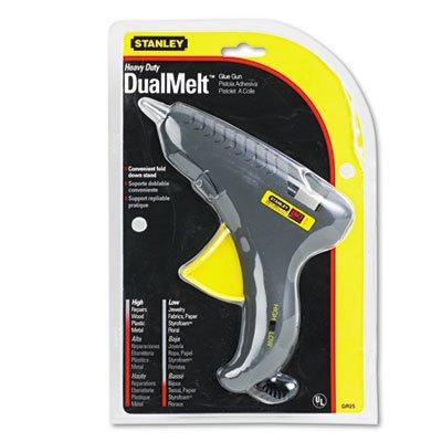 GlueShot Dual Melt Glue Gun, High/Low Temp Settings, Sold as 1 Each