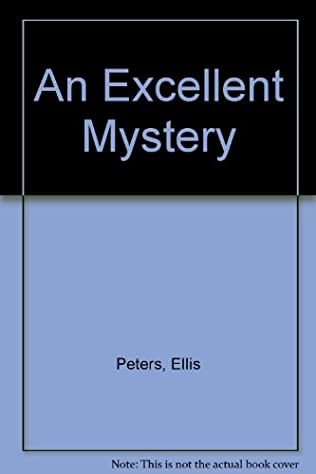 book cover of An Excellent Mystery