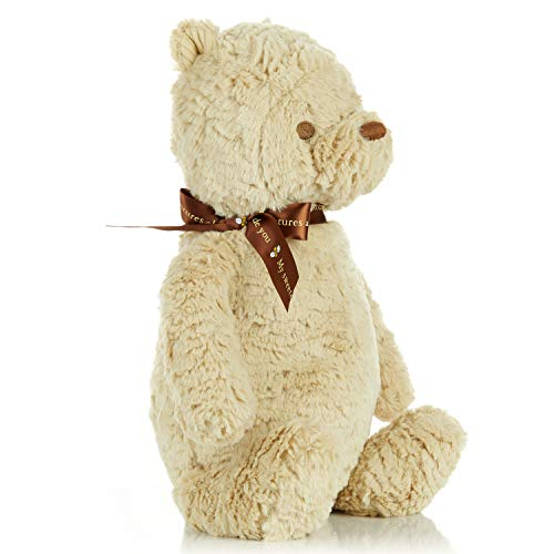 Disney Baby Classic Winnie the Pooh Stuffed Animal Plush Toy, 17.5 inches
